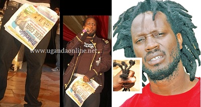 Bebe Cool and Bukedde Newspaper at it again