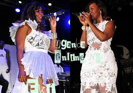 Desire Luzinda's Two Concerts