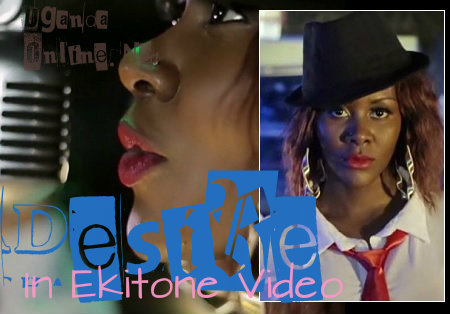 Desire outs the Ekitone video