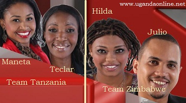 Tanzania and Zimbabwe Downville Housemates are up for eviction