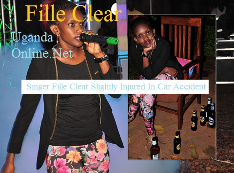 Fille Clear performing at a recent function