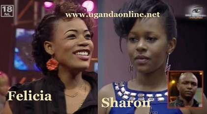Sharon is safe again as Felicia from Malawi is evicted