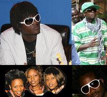 Uganda music wars