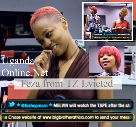Feza has missed out on the money but she wont miss out on Oneal