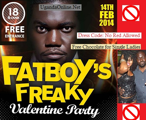 Fatboy's Freaky Valentine Party