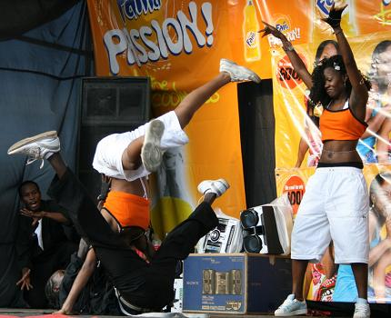 Fanta Passion Launch