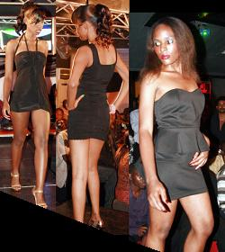 Models at Club Silk