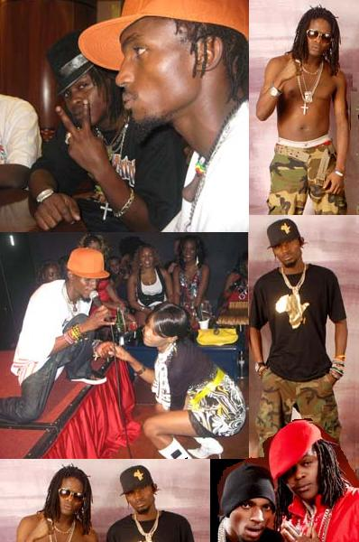 Goodlyfe Boys Moze Radio and Weasel