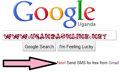 Google Introduces free SMS to Orange, MTN and Uganda Telecom Networks