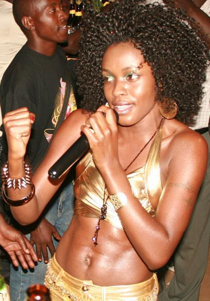 Grace Nakimera the Anfuukula Star