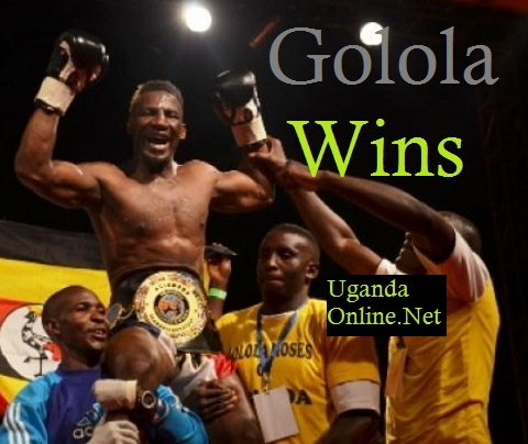 Golola Thumps Ronald Mugula