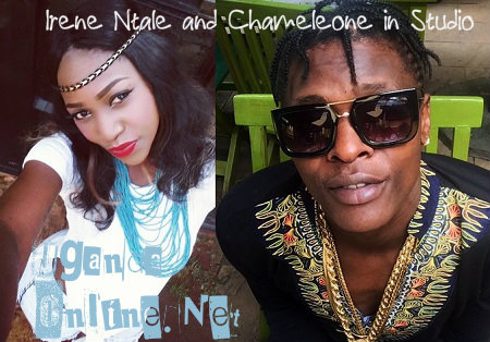 Irene Ntale and Jose Chameleone to out song together