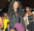 Socialite Judith Heard at Serena during the Igwe Concert