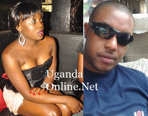 Iryn and NTV's Gabriel Epenu are close..!