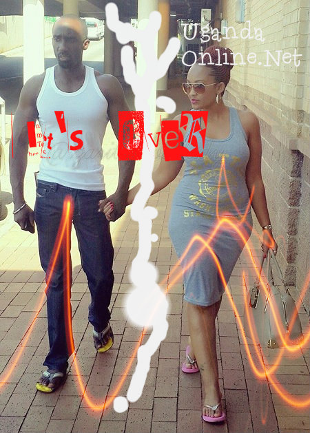 It's over between Zari and her lover boy Farouk