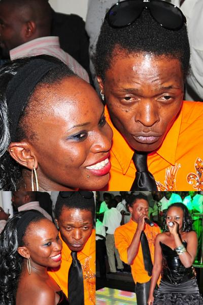 Jackie and Dr. Chameleone