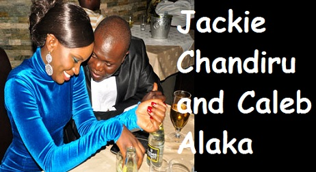 Jackie and Caleb Alaka's introduction ceremony has been put on hold for the second time