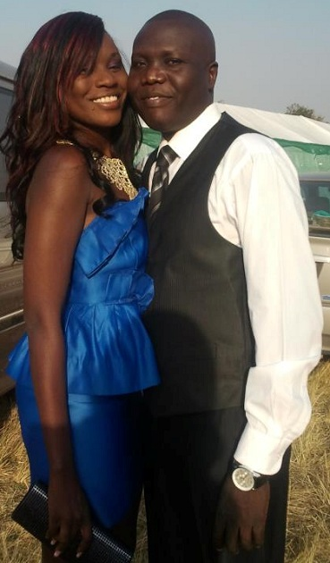 The Gold Digger Star Jackie Chandiru and her lover city lawyer Caleb Alaka