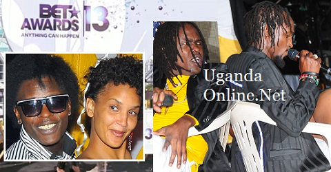 The Goodlyfe Crew at the Obudde launch and inset is Chameleone and wife Daniella.