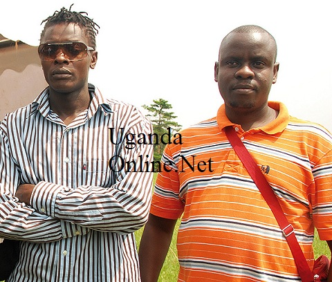 Jose Chameleone and Balaam Barugahara