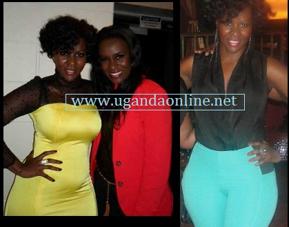 Curvy Desire and Juliana in the US recently