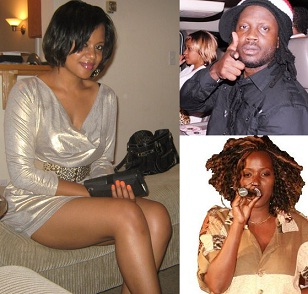 Zuena, Bebe Cool and Karitas