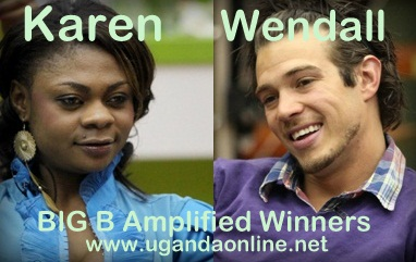 Karen and Wendall win Big Brother Amplified