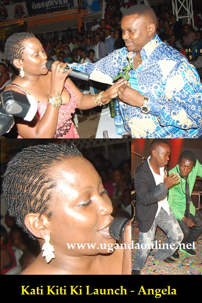 Kati Kiti Ki Launch with Angela Kalule