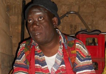 Comedian Katto Lubwama