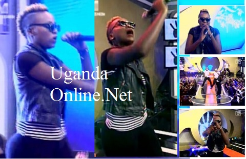 Keko Performing at the Big Brother Finale Show