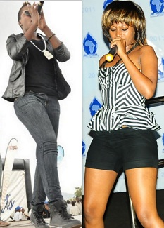 Keko and Sheebah
