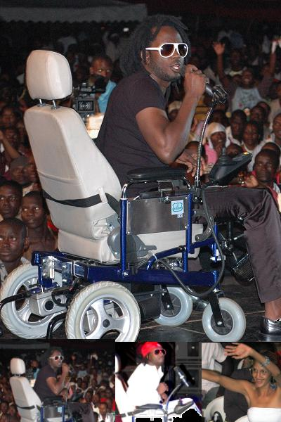 Bebe Cool at KCC Grounds- 07.May.2010
