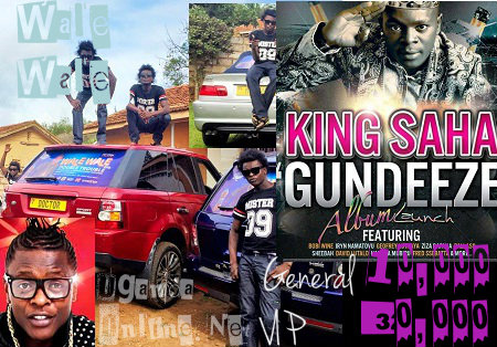 Chameleone VS. King Saha