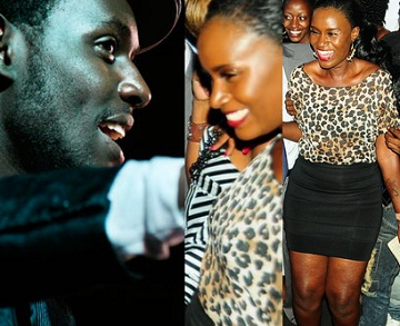 Maurice Kirya and Juliana Kanyomozi