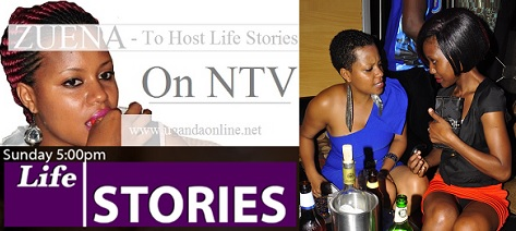 Zuena Kirema is the new Life Stories Host on NTV