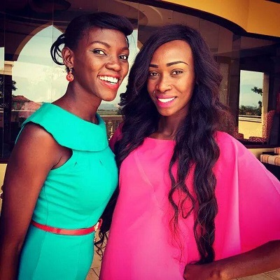 Miss Uganda, Leah and Judith Heard