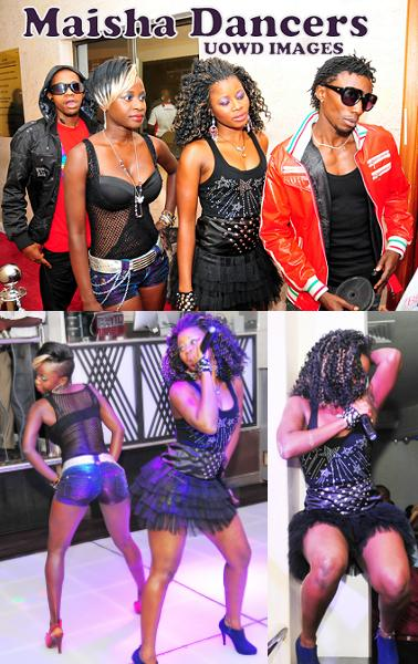 Maisha Dancers at Guvnor