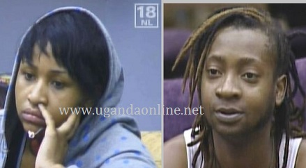 Being up for eviction got to Maneta's nerves that she even went over board
