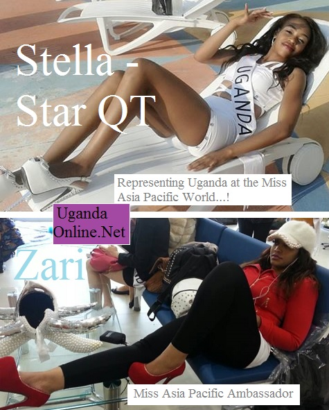 Star QT's Stella and Zari in Korea