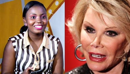 Mary Lustwa mourns the passing of Joan Rivers