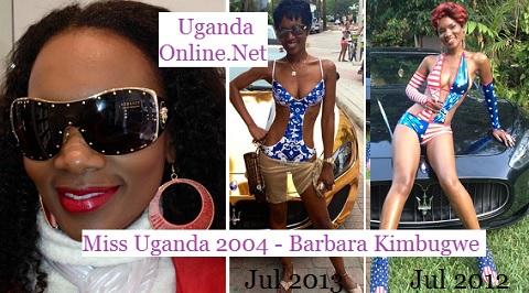 Miss Uganda 2004 Pimps Her Maserati