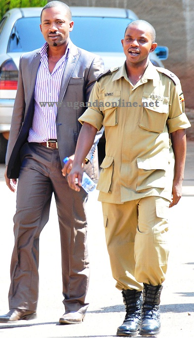 Meddie heading to Luzira Prison