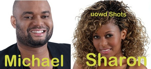 Michael from Mozambique is determined not to give up on Sharon