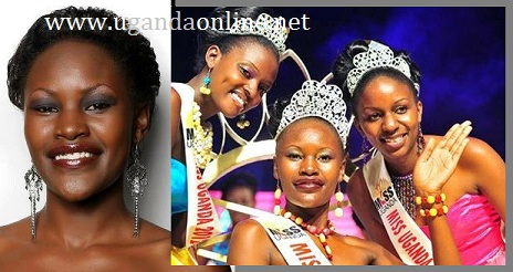 Phiona Bizzu emerged the new Miss Uganda yesterday at Serena Hotel -Victoria Hall