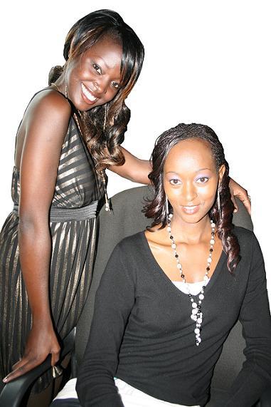 Miss Uganda ''n'' Miss Kenya