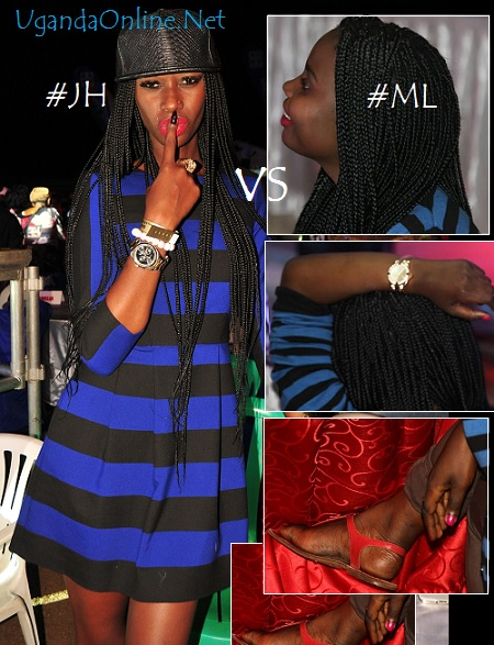 Judith Heard Vs. Mary Luswata
