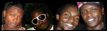 Jose, Bebe, Radio and Weasel