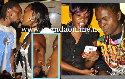 Babe almost swallows Moze Radio as Mida shows her 'intimates' to Doug