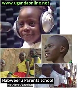 We Have Freedom with Nabweru Parents School