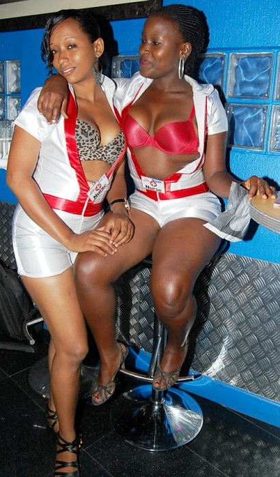 'Nurses' at Club Silk